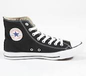Brand new black All Star Converse Boots size 9
