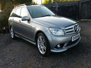 Mercedes-benz C-class 2.1