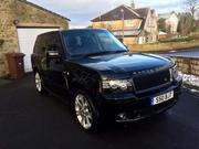 2007 land rover RANGE ROVER VOGUE TDV8